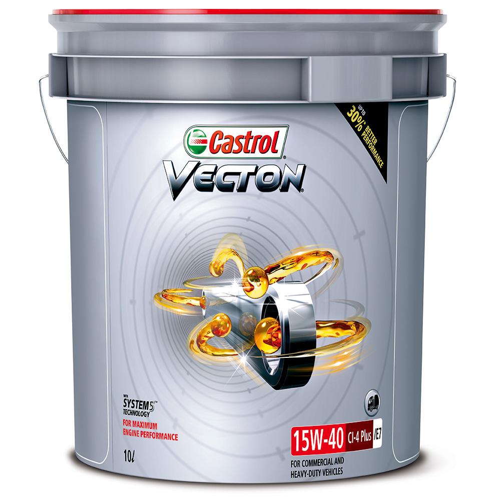 Lancement de l'huile moteur Castrol Vecton Multigrade Diesel au Népal. dans - - - Actualité lubrifiants automobiles castrolvectonnepal