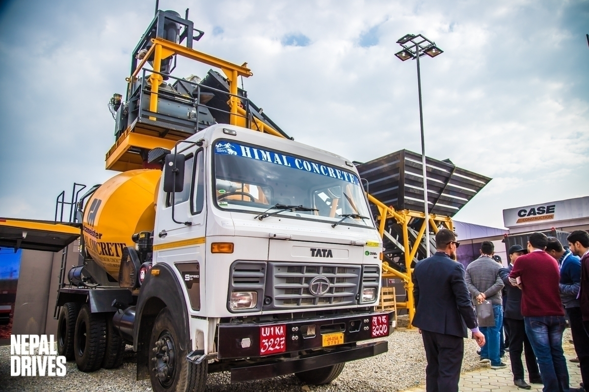 Conmac 2018 Construction Equipment Amp Technology Expo Nepal Drives