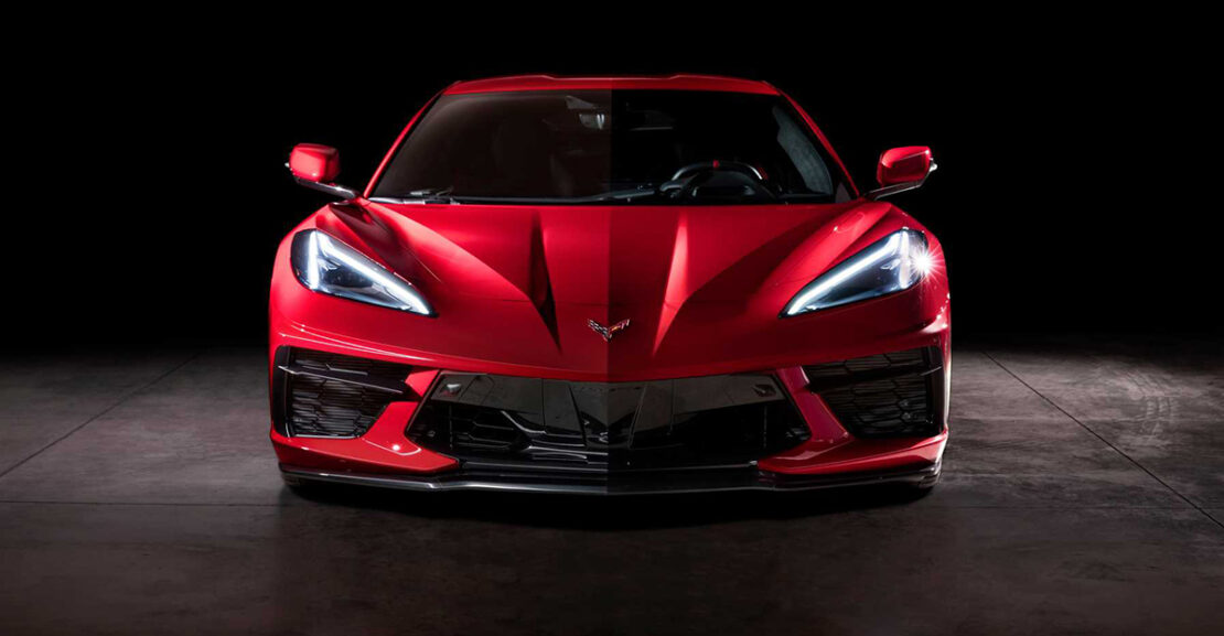 2020 Chevrolet C8 Corvette Stingray Unveiled