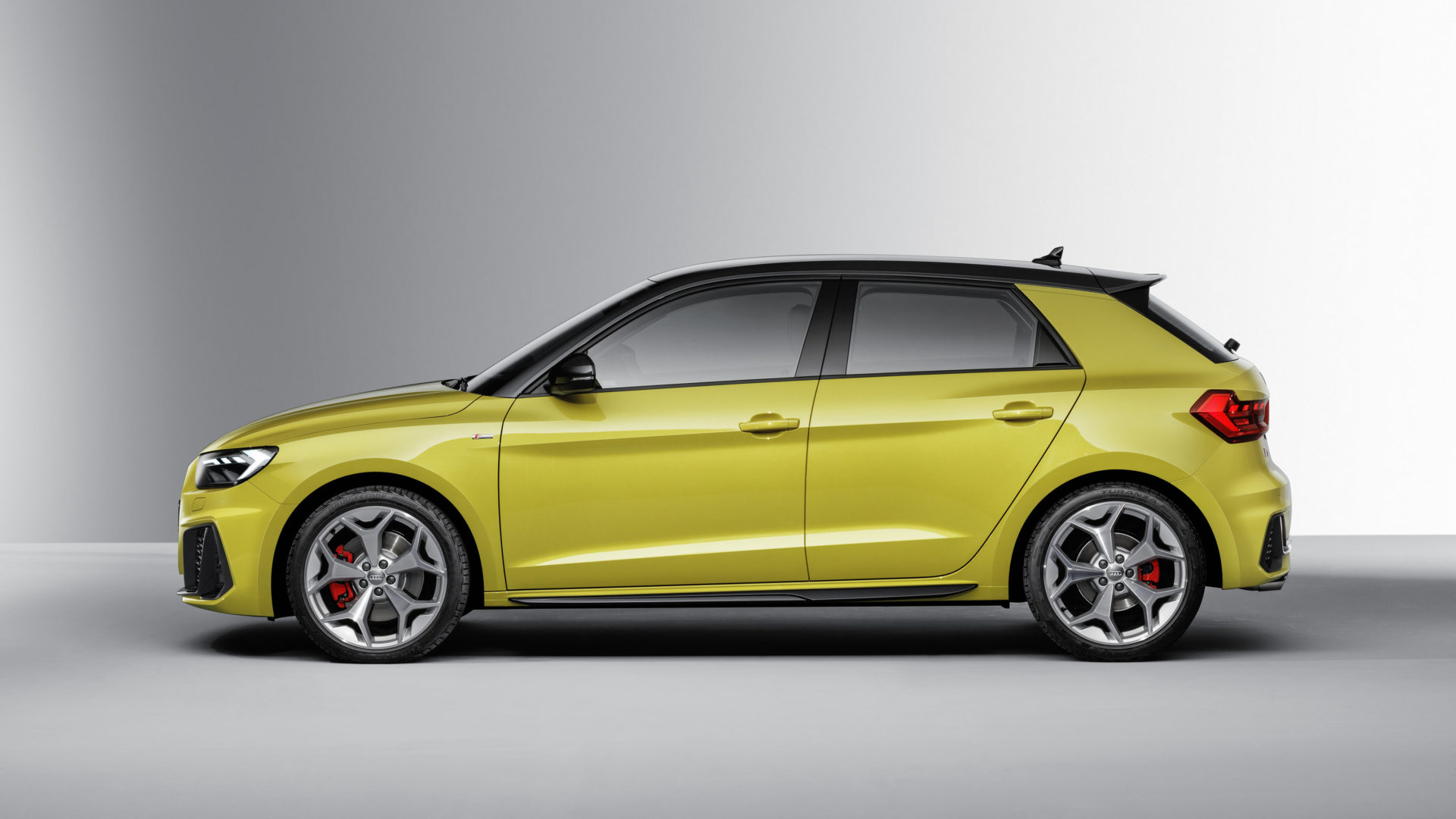 Audi Unveils The New A1 Sportback