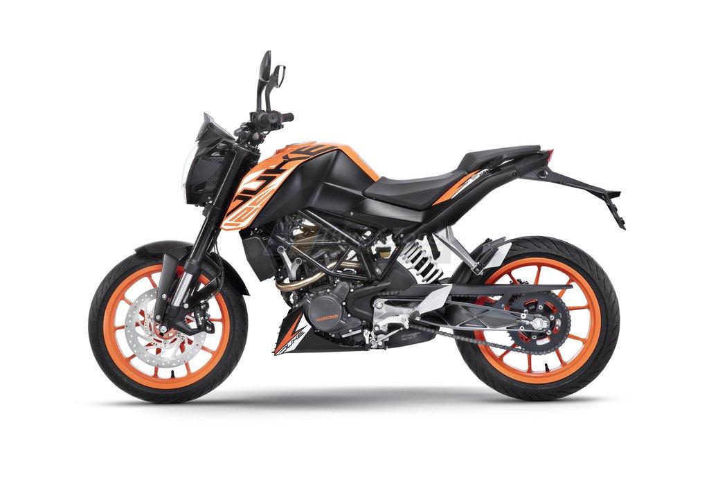 2019 KTM DUKE 125 ABS INDIA LAUNCH 4