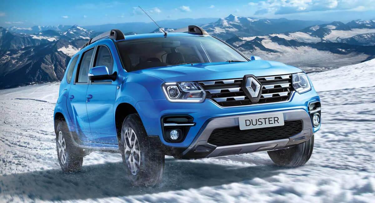 2019 Renault Duster