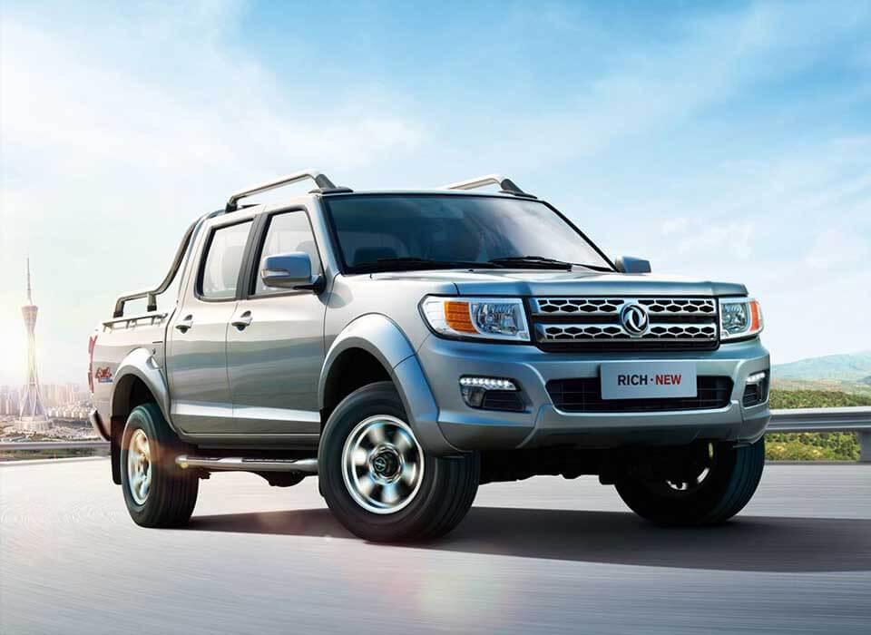 DFSK Rich Pickup Truck Nepal