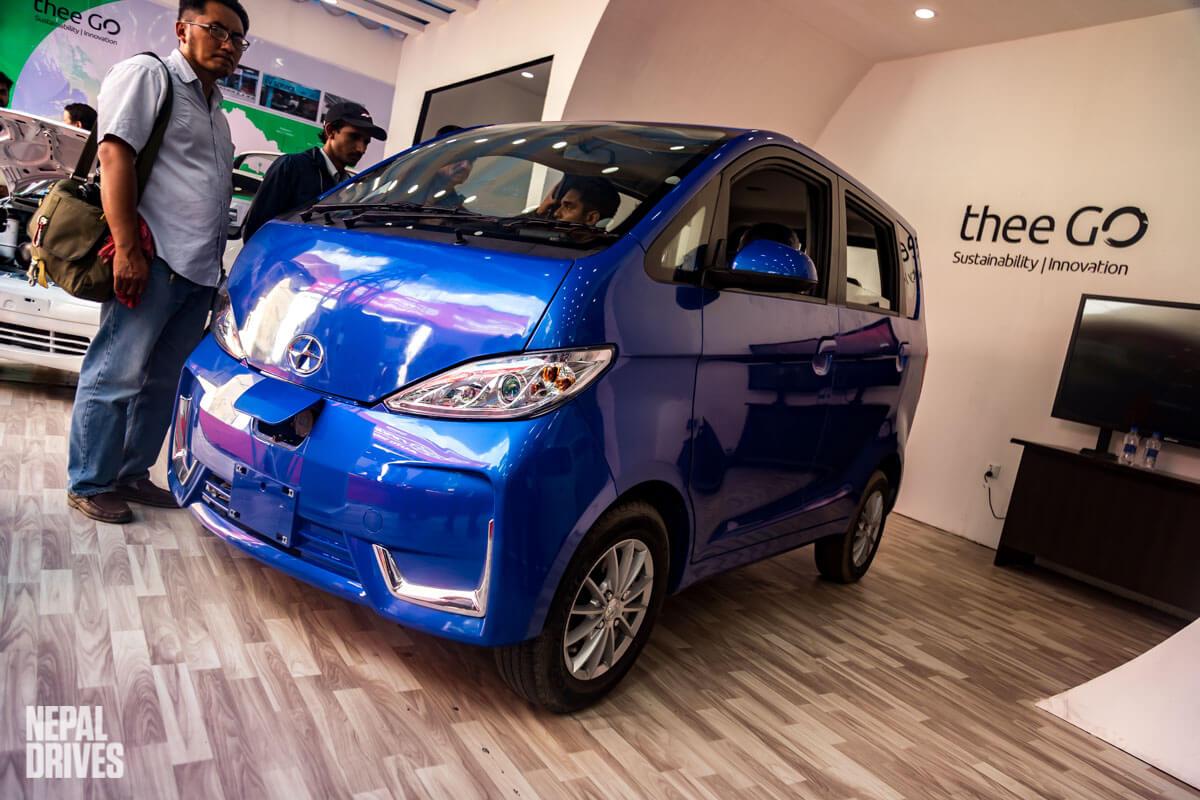 Dahe Nepal Nada Auto Show Image3