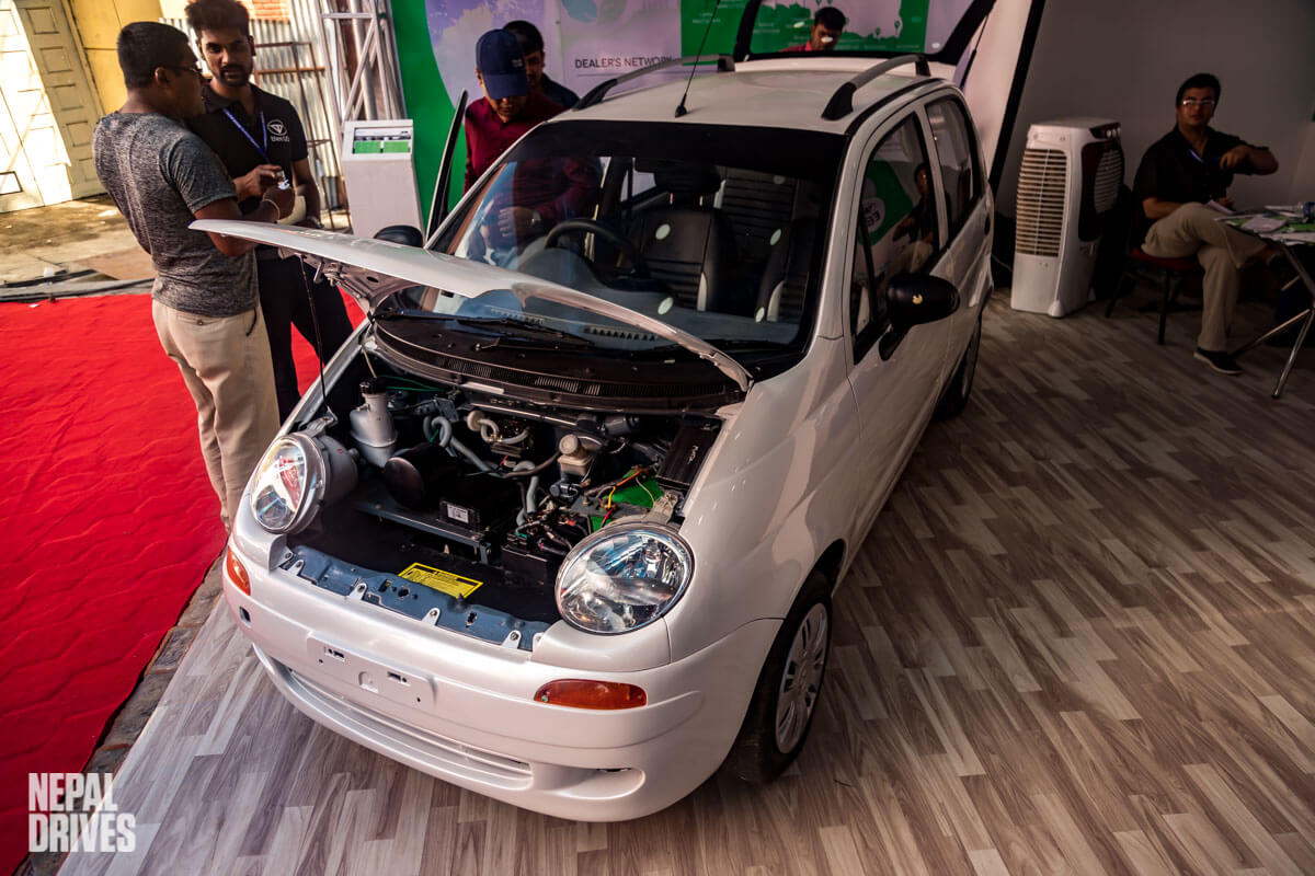 Dahe Nepal Nada Auto Show Image4