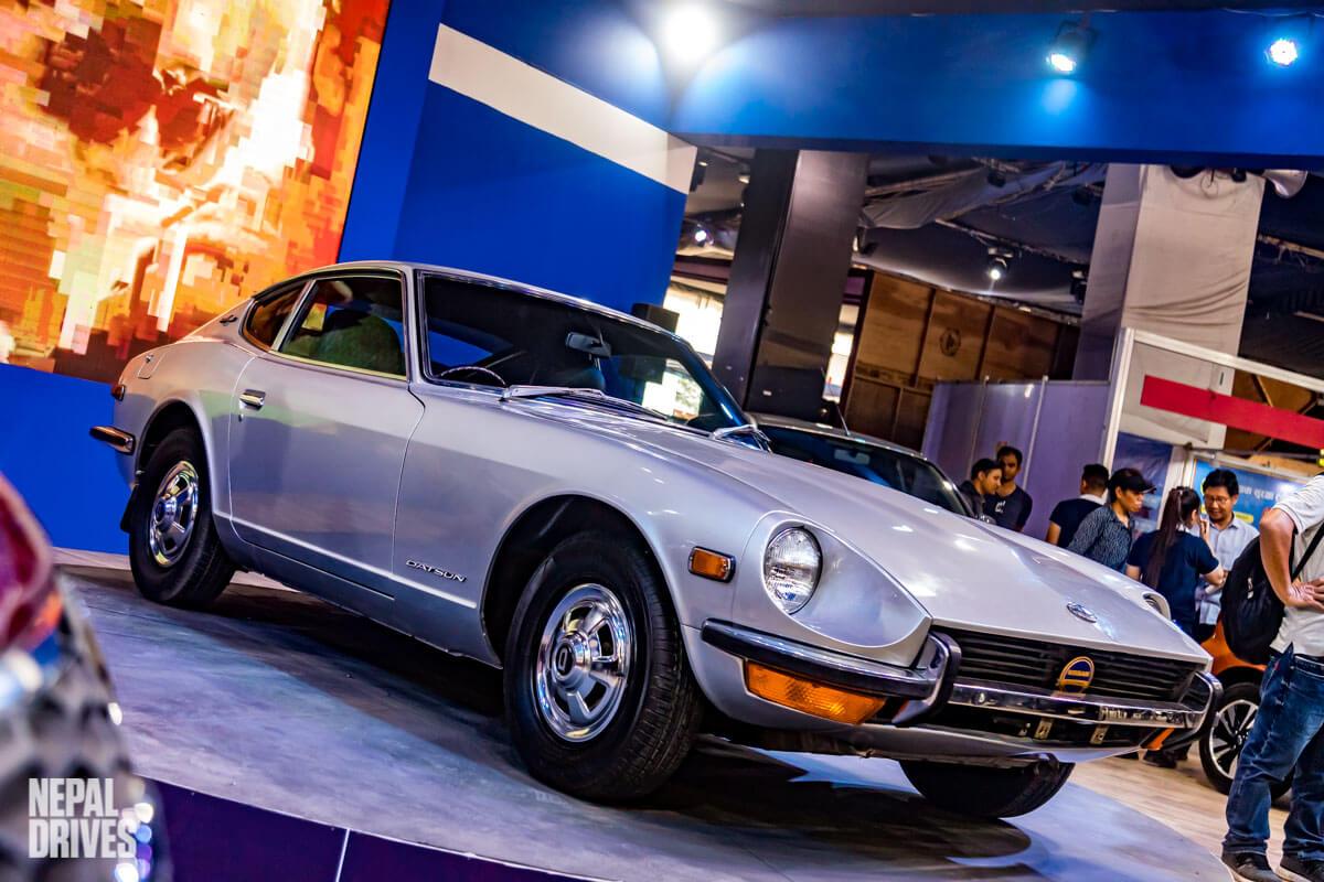 Datsun 240Z Nada Auto Show Image3