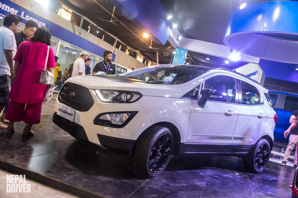 Ford Nepal Nada Auto Show 2019 Ecosport Thunder Image2