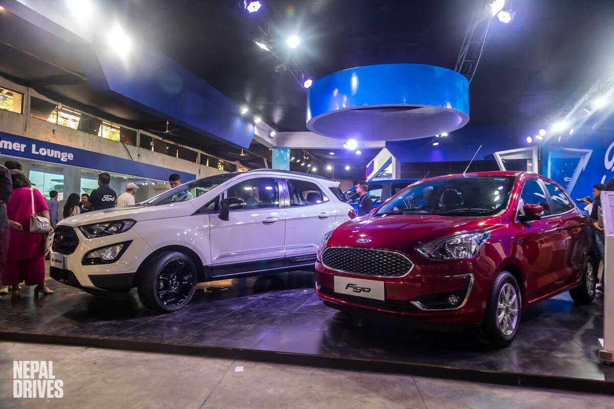 Ford Nepal Nada Auto Show 2019 Ecosport Thunder Image3