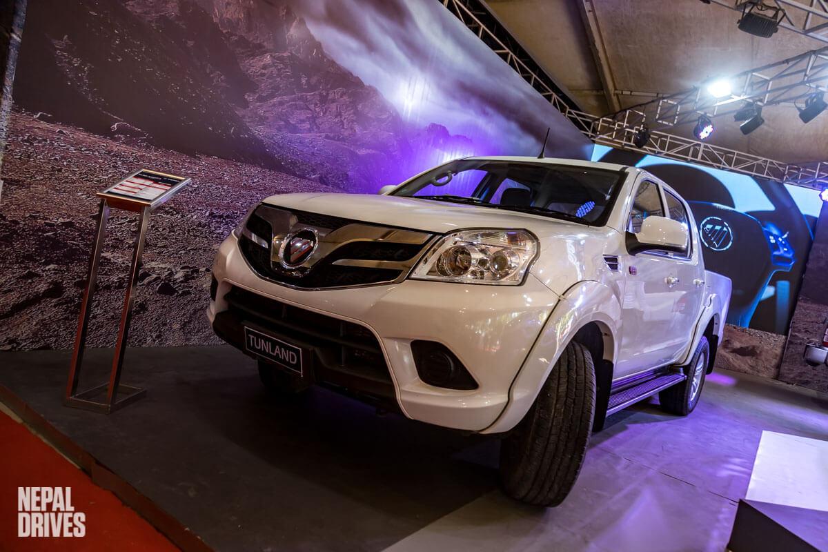Foton Tunland Nada Auto Show Image1