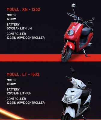 Genius Motorcycles Nepal NADA Auto Show 2019 Nepal Scooters Image1