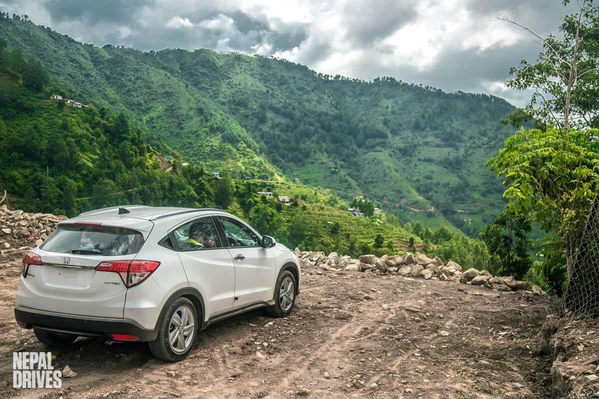 Honda HRV Nada Auto Show Nepal 1
