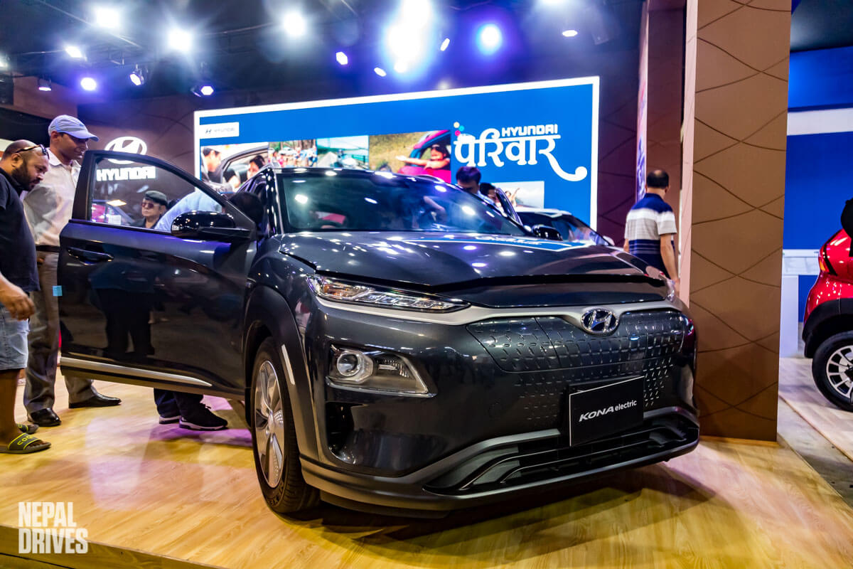 Hyundai Nepal Nada Auto Show 2019 Kona