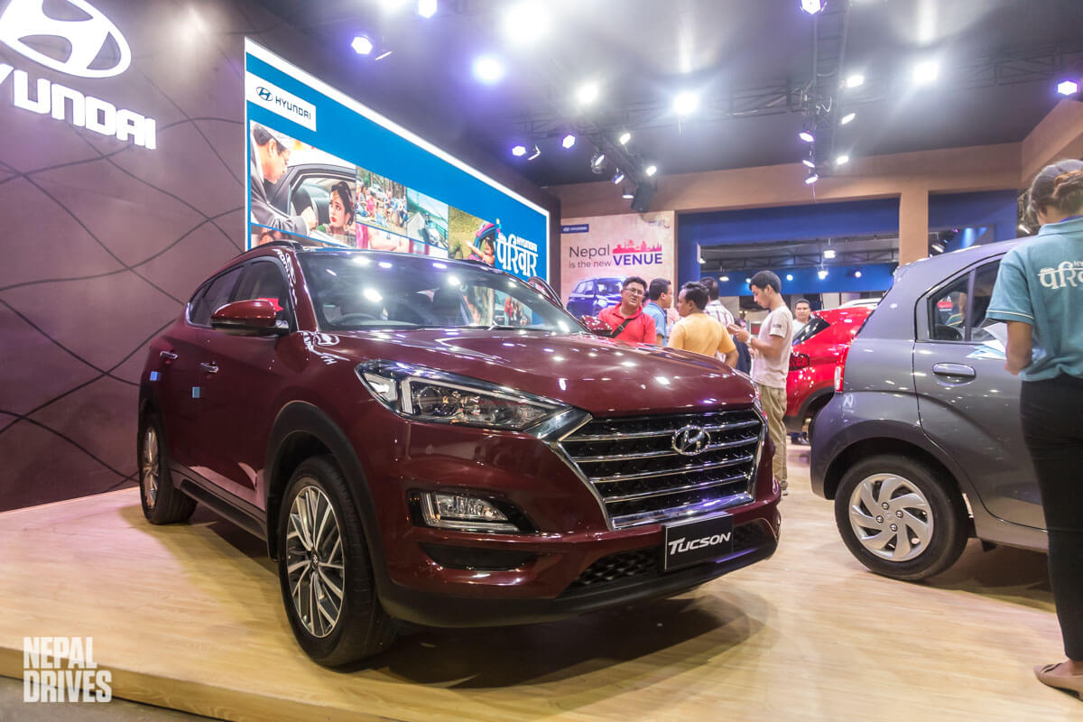 Hyundai Tucson Nada Auto Show 2019 Image1