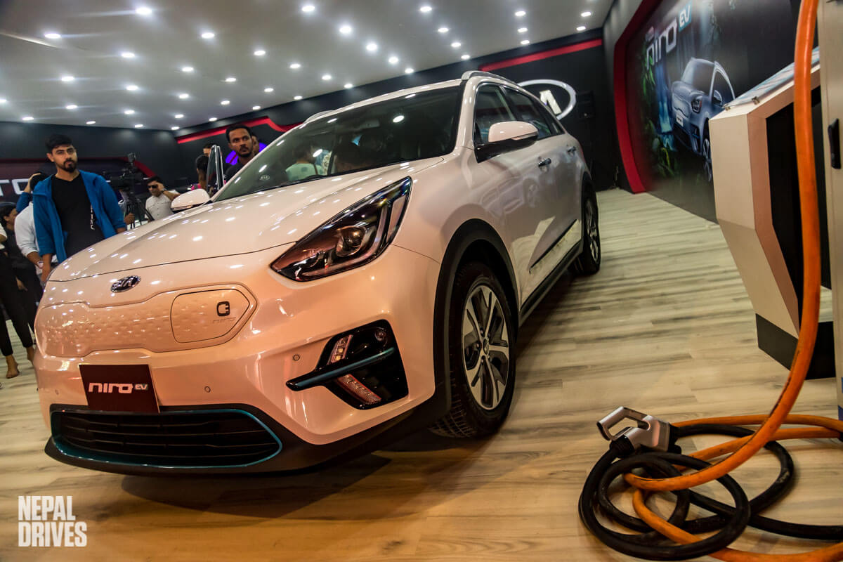 Kia Niro EV Nada Auto Show Image 1
