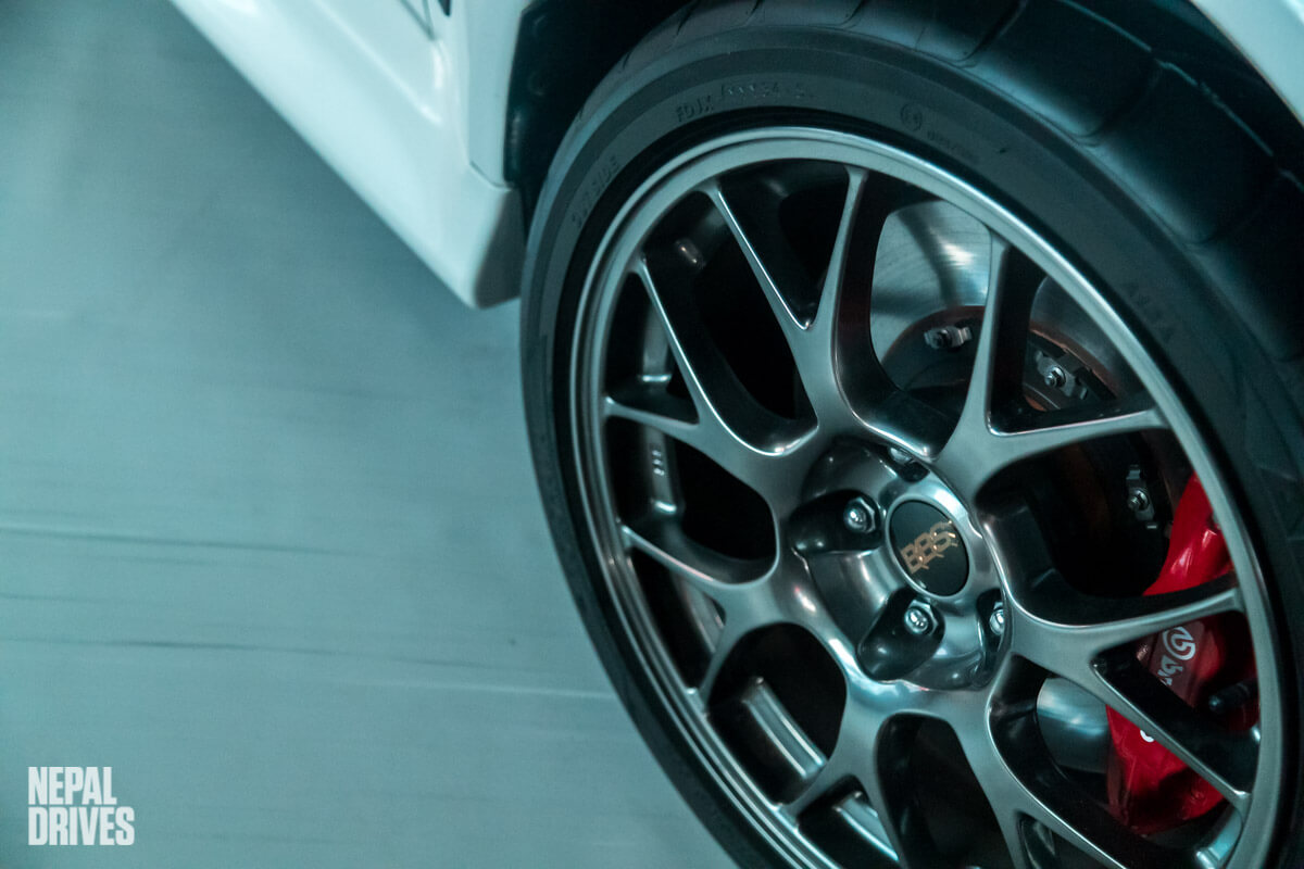Mitsubishi Lancer Evolution Nada Auto Show Image 3