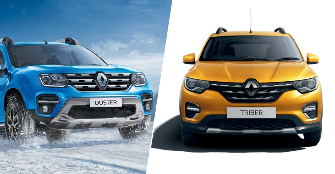 Renault New Duster Triber Nada Auto Show Nepal Main Image