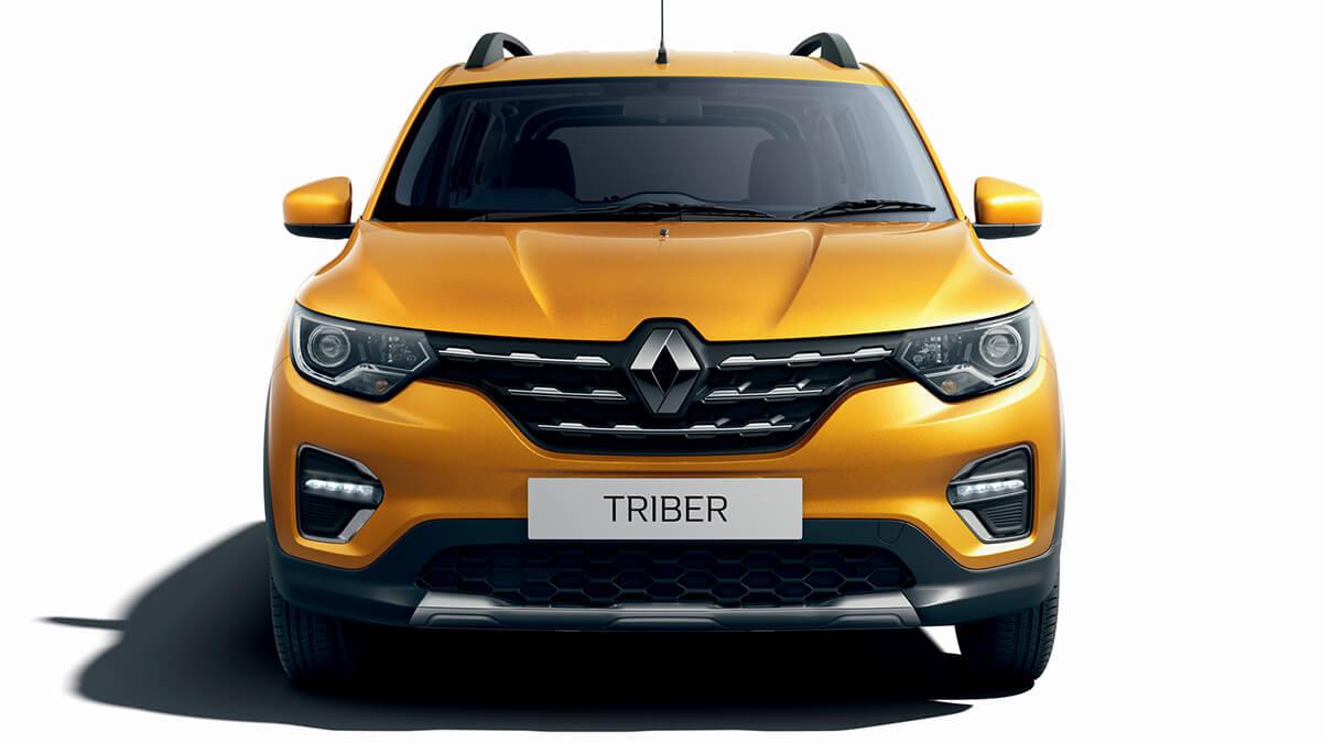 Renault Triber 1