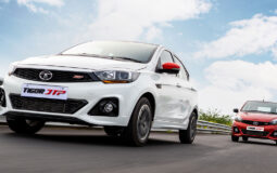 Updated Tata Tiago JTP Updated Tata Tgor JTP India Launched Hero Image
