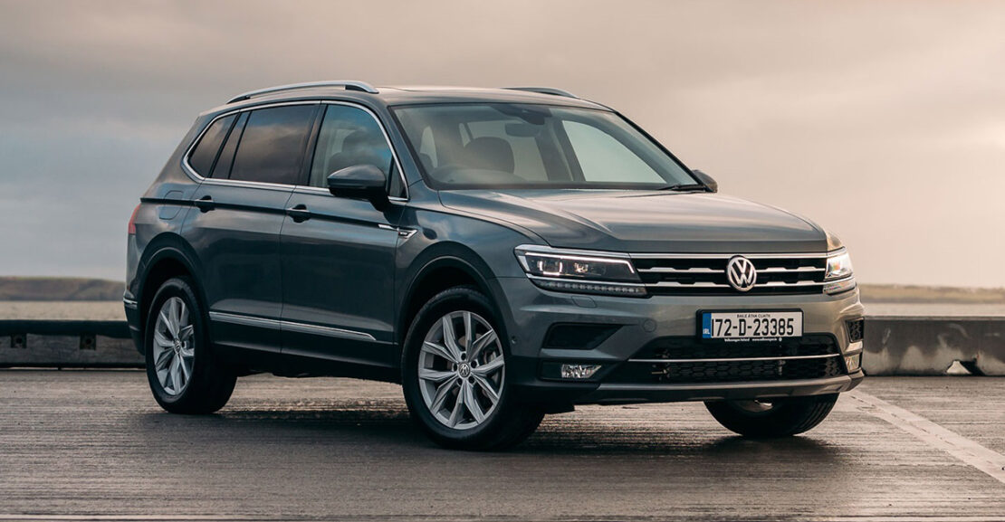 Volkswagen Tiguan All Space Nada Auto Show MainImage