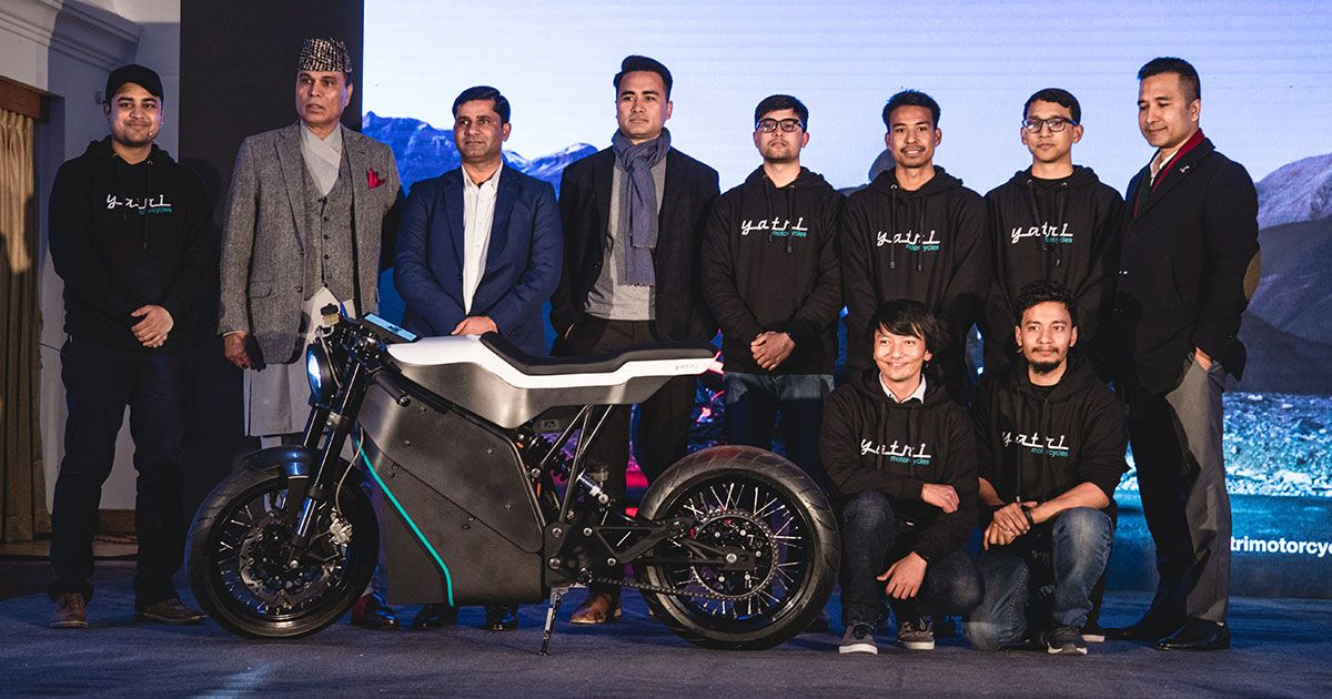 Yatri Motorcycles Launches Project Zero; And The Specs Are Impressive! -  Nepal Drives