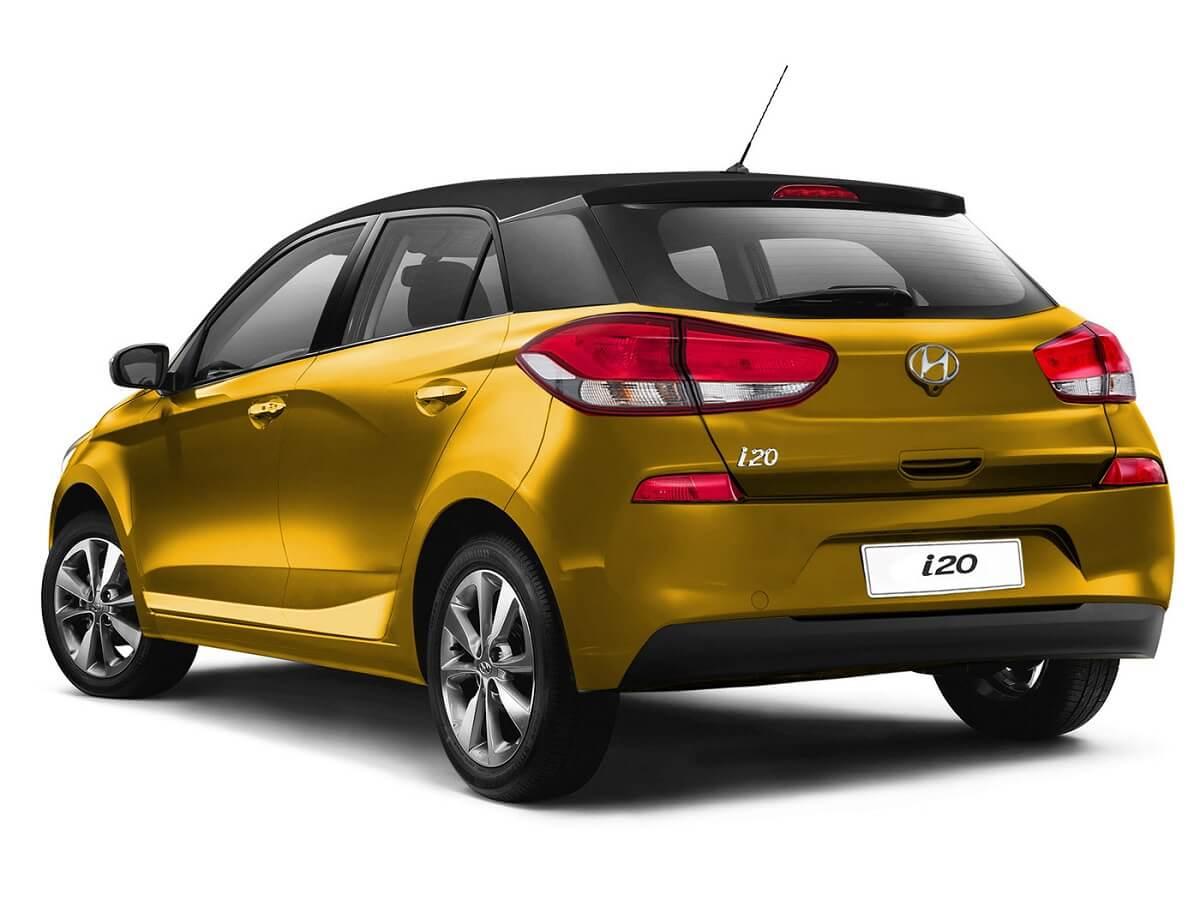 2020 Hyundai i20 Rendered 1