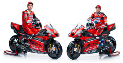 2020 Minnows Ducati MotoGP team Featured Image