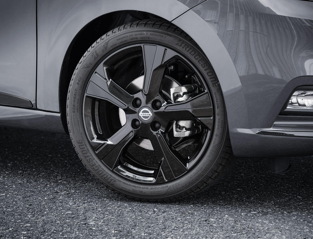 2020 Nissan N TEC Edition 10