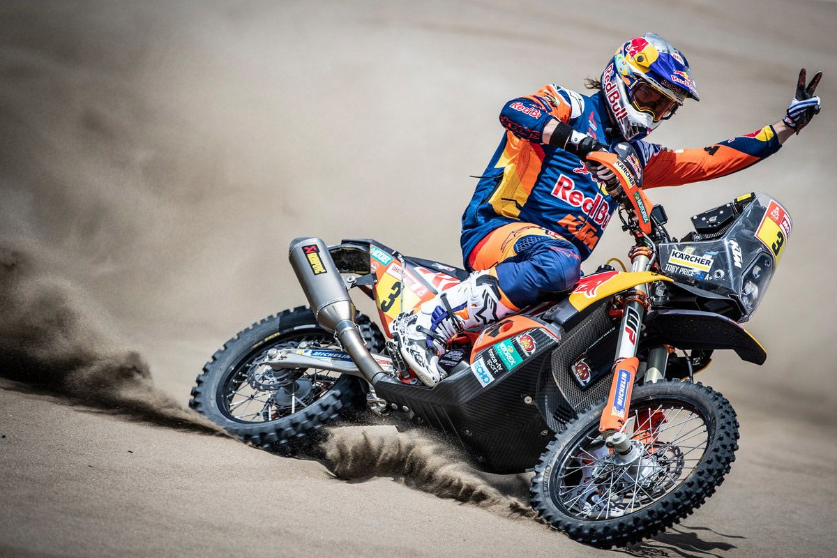 262025 toby.price Red Bull KTM Factory Racing Dakar2019 006