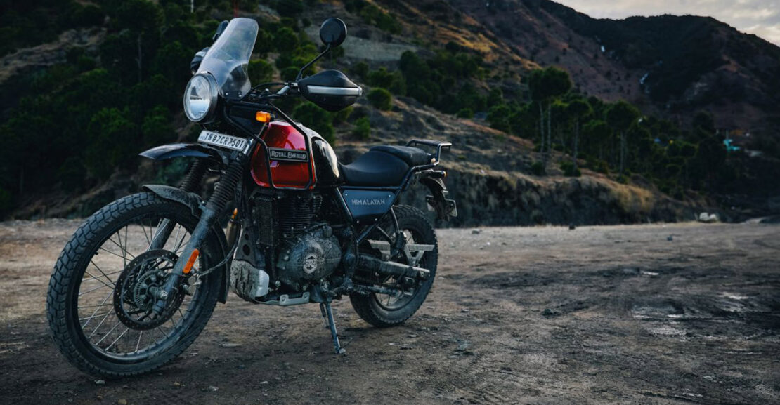 BS6 royal enfield himalayan featured image