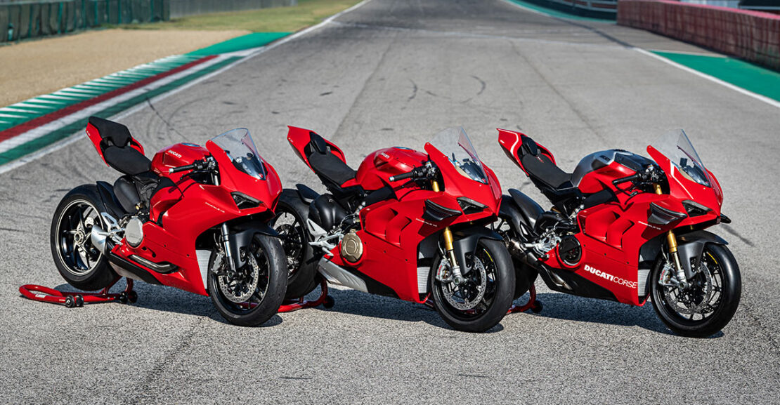 Ducati 2019 Sales Record Featured Image