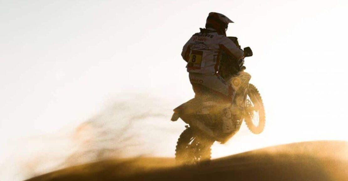 Goncalves Hero Motorsports Dakar 2020 Obituary