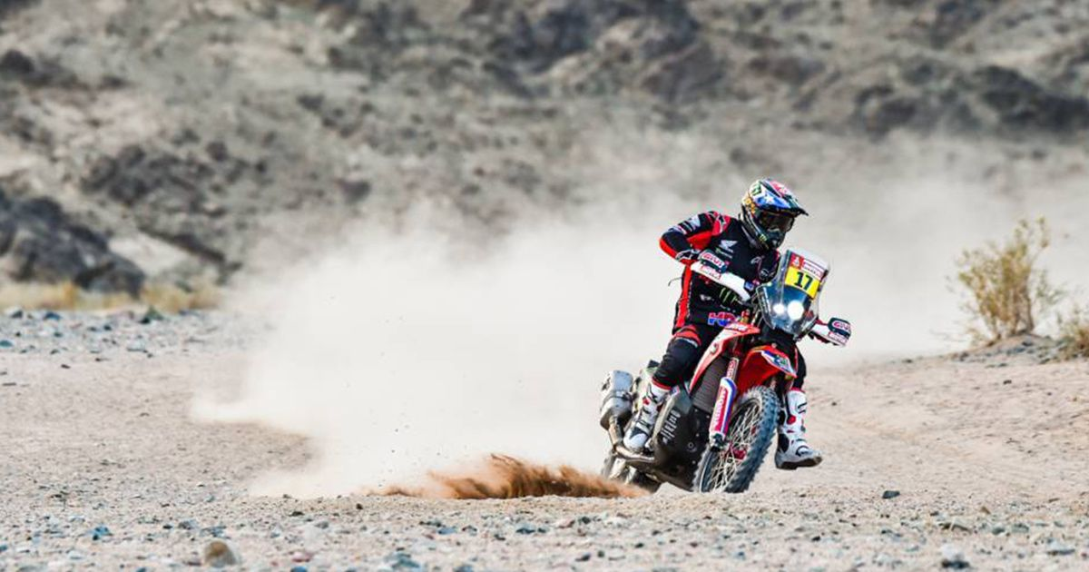 Jose Garcia Dakar2020 Stage4 Featured Image