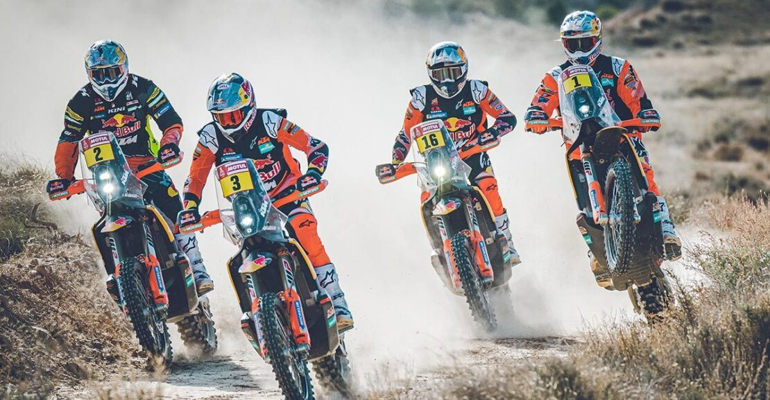 KTM Dakar 2020 Featured Image