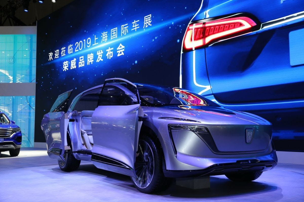 MG Roewe Vision i Concept Image1