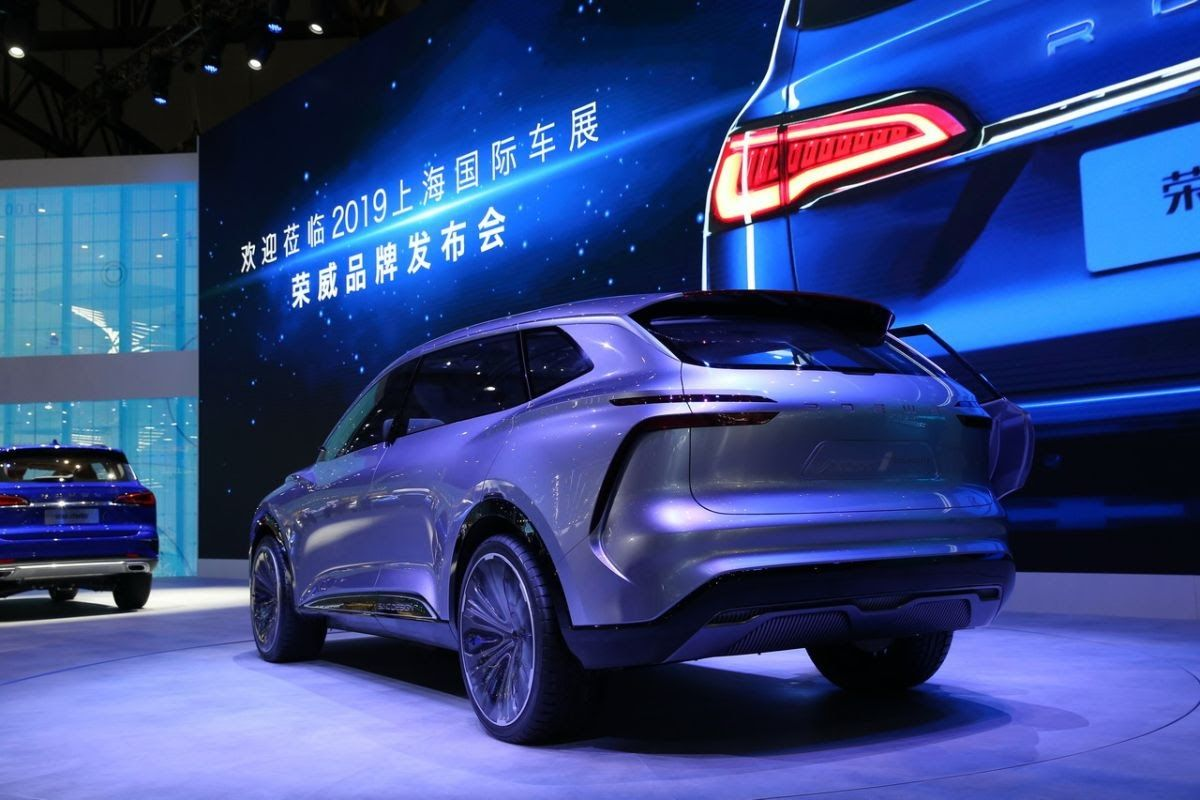 MG Roewe Vision i Concept Image2