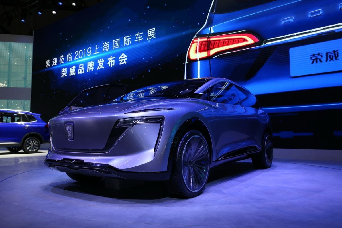 MG Roewe Vision i Concept Image3