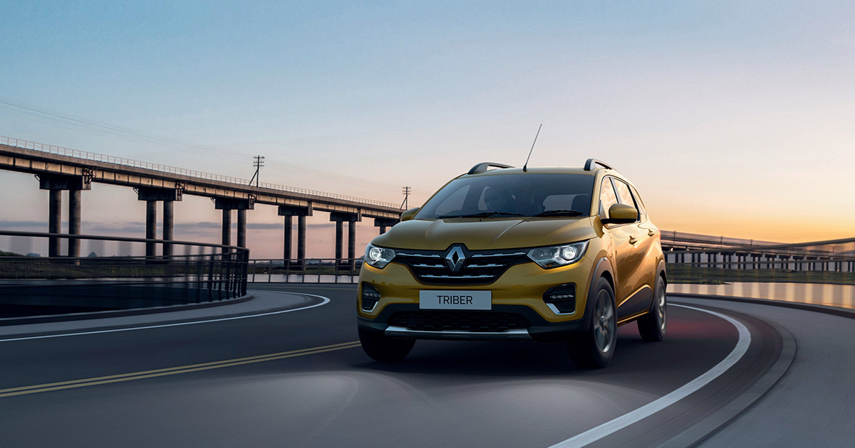 Renault Triber Nepal Launch Date Featured Image