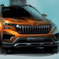 Skoda Vision IN Concept Sketch Featured Image