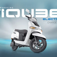 TVS iQube Electric India Launched Featured Image
