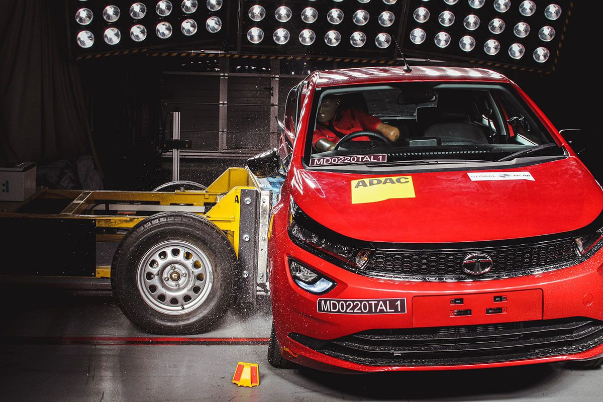 Tata Altroz Scores 5 Stars On The Global NCAP 1