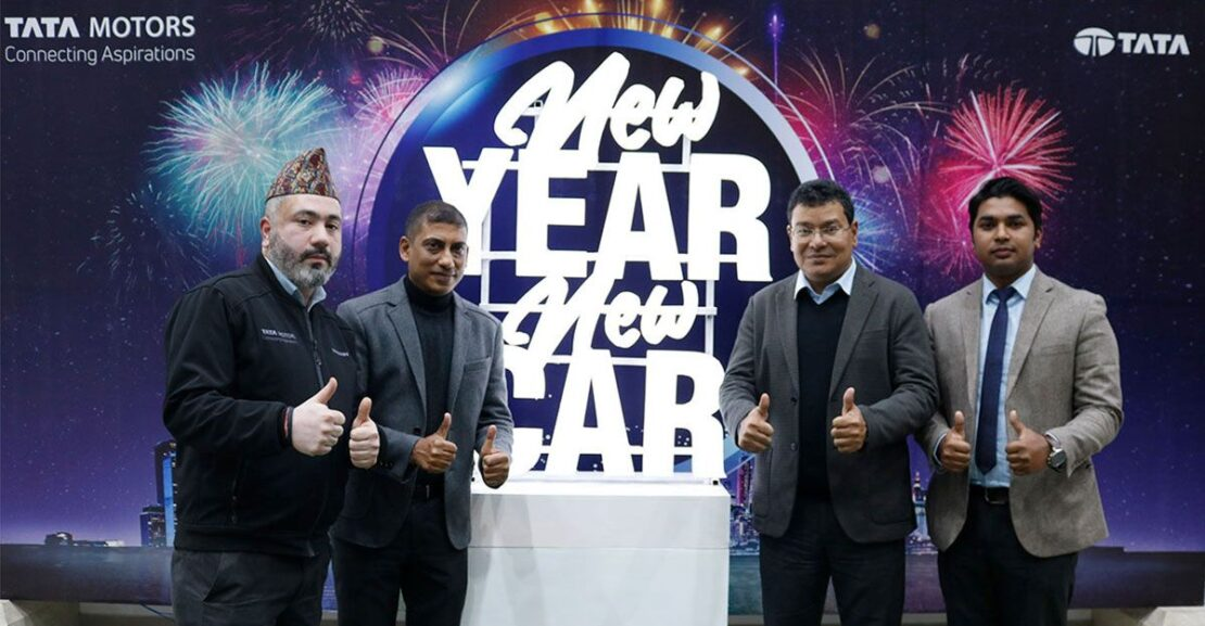 Tata Motors New Year New Car Offer Social Image