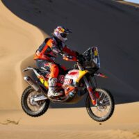 Toby Price Dakar 2020 Stage1 Featured Image