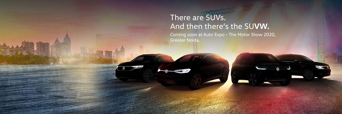 VW Auto Expo 2020 News Image2