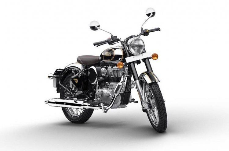 bs vi royal enfield classic 350 chrome 2606