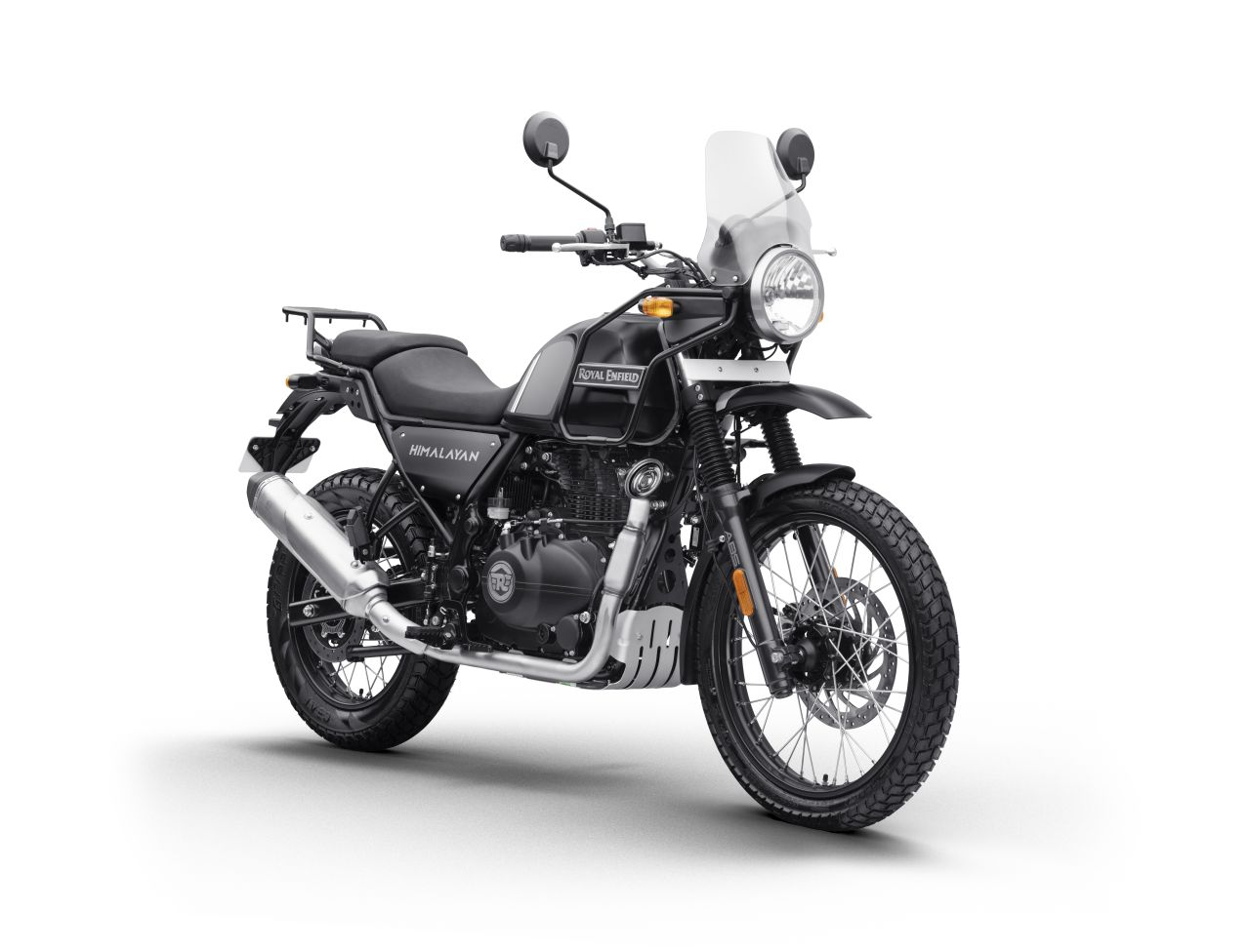 bs vi royal enfield himalayan granite black 9f41