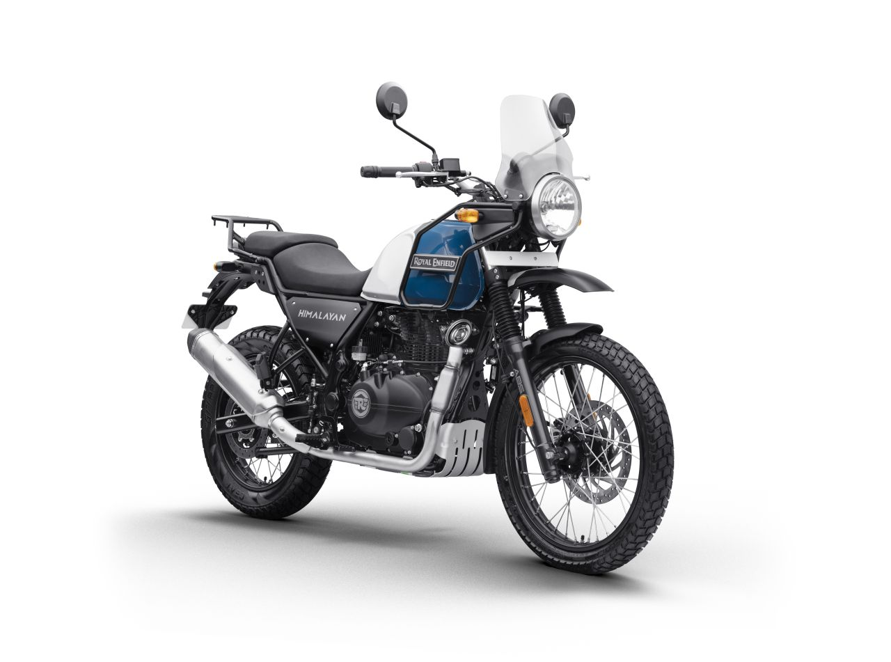 bs vi royal enfield himalayan lake blue e74f