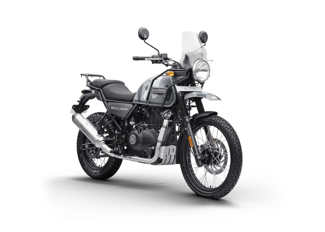 bs vi royal enfield himalayan sleet grey cdc2