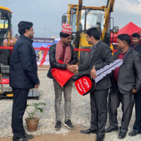 mahindra vx 90 backhoe loader nepal buildtech expo featured image