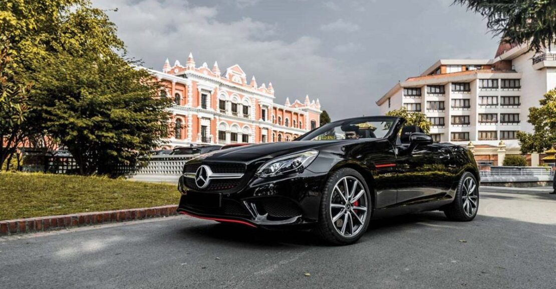 mercedes benz slc nepal featured image