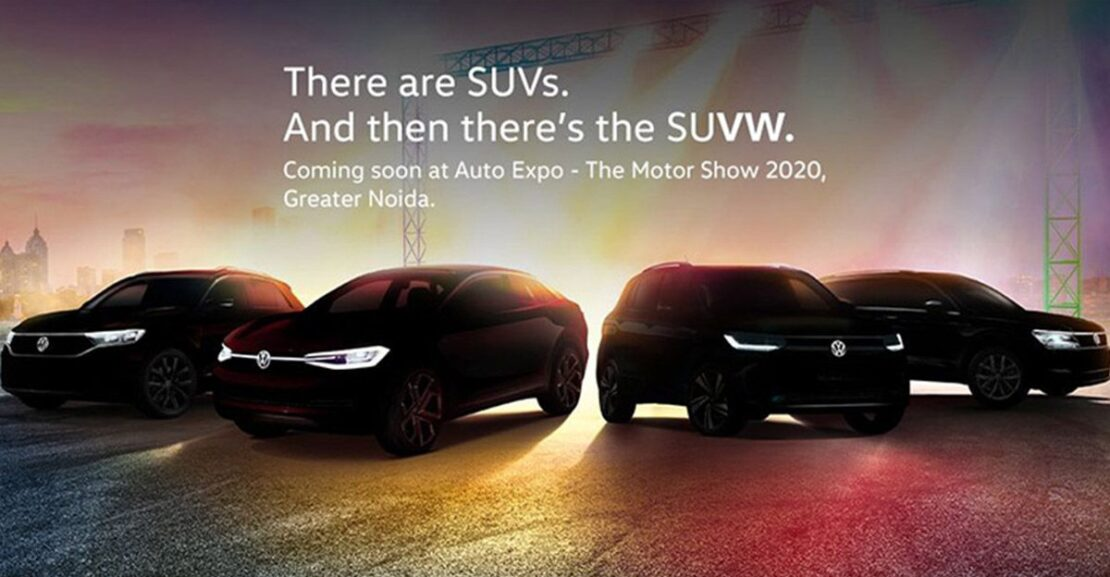 vw auto expo 2020 featured image